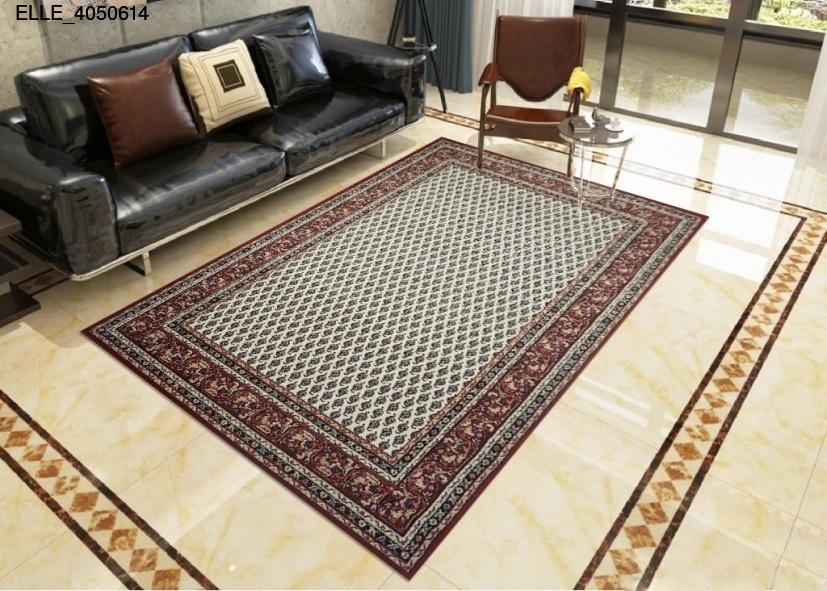 Thêm không gian với một tấm thảm cổ điển