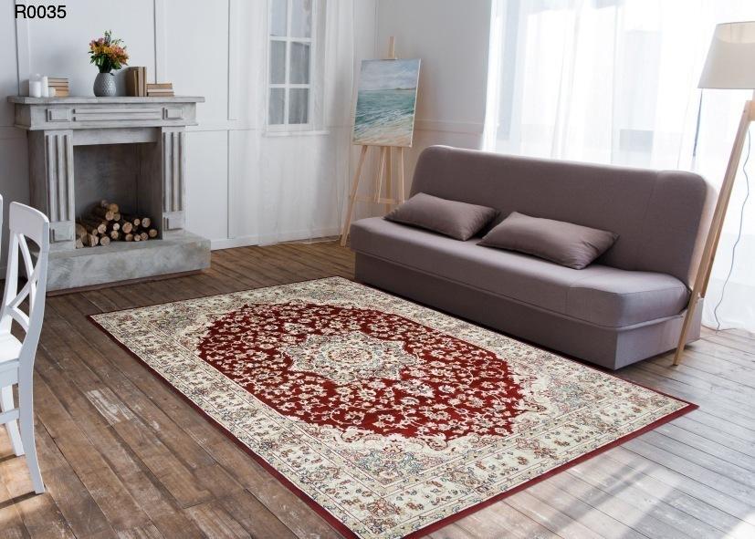 Thảm cổ điển khả năng vô tận cho thiết kế nội thất